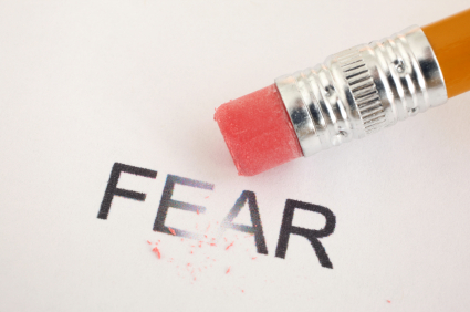 3 Steps to Quickly Overcome FEAR